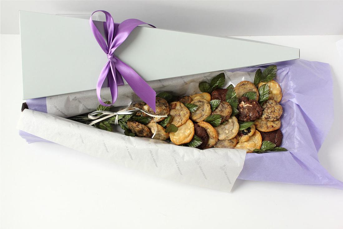 Felix norton cookies markham toronto ontario felix norton cookie bouquet izmirmasajfo