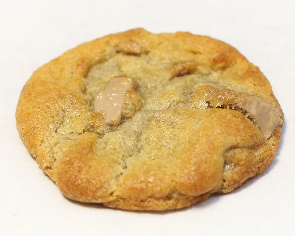 Bling Bling Salted Caramel Cookie