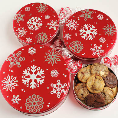 Felix & Norton Signature Cookie Tins